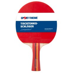"Sport-Thieme® ""Competition"" Table Tennis Bat"