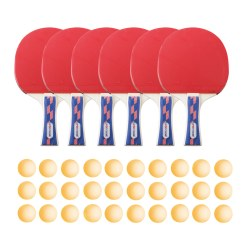 "Sport-Thieme® ""Champion"" Table Tennis Set for Schools and Clubs"