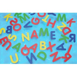 "Sport-Thieme® ""Alphabet Soup"" Water Learning Game"