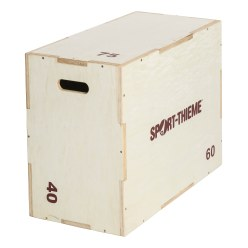 Sport-Thieme® Wooden Plyo Box