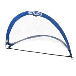"Pugg ""Pop Up"" Pair of Football Training Goals"