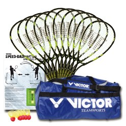 "Victor ""100"" Crossminton School Sports Set"