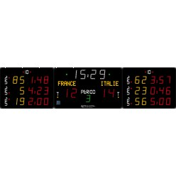 "Stramatel ""452 GB 9120-2"" Ice Hockey Scoreboard"