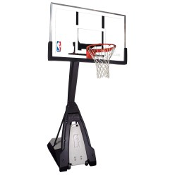 Spalding 'NBA Beast Portable' Basketball Unit