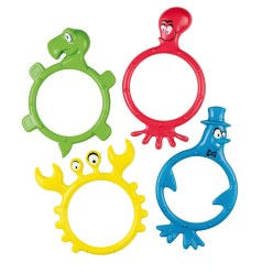 """Aqua Zoo"" Diving Rings"