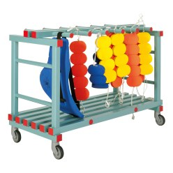 REA Storage Trolley for Swimming Belts