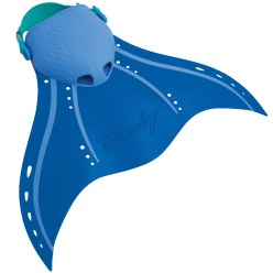 Finis® Mermaid Monofin for Adults Blue