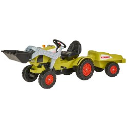 CLAAS Celtis Loader with Trailer
