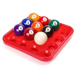 Ball Tray for 16 Pool Balls