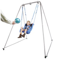 Collapsible Swing Frame