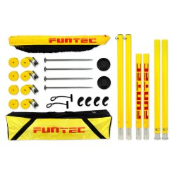 "Funtec ""Pro Beach"" Beach Volleyball Competition Set"