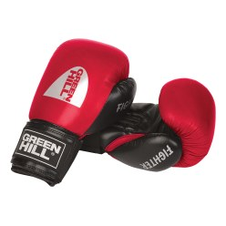 "Green Hill ""Fighter"" Boxing Gloves"