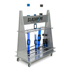 Slashpipe Storage & Transport Trolley