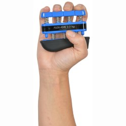 """Flex-Ion"" Hand Trainer Black – 4.1 kg/finger"