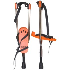 Actoy® Stilts Green: 6-8 years