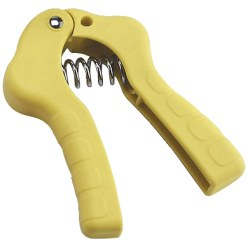 Sport-Thieme® Spring Hand Trainer Yellow, low