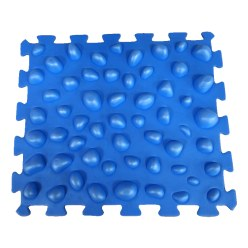 Sport-Thieme Pebble Puzzle Mat Blue