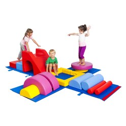 Soft Play Gymnastics Box Kids