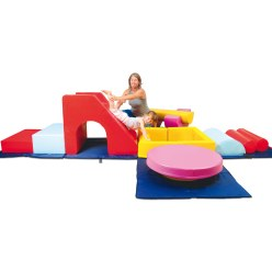 Soft Play Gymnastics Box Mini