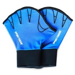 Sport-Thieme® Open-Fingered Aqua Fitness Gloves