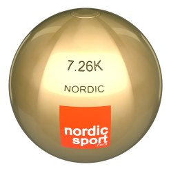 Nordic Competition Shot Put