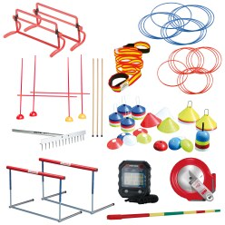 """Jump"" Children's Athletics Set"