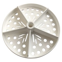 """Sport-Thieme® Full Perforated Disc for """"Competition"""" Swimming Lane Lines"""