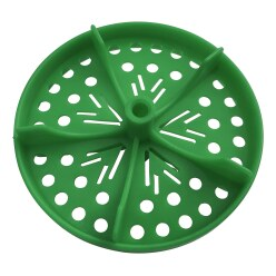 """Sport-Thieme® Half Perforated Disc for """"Competition"""" Swimming Lane Lines"""