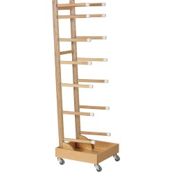 Pedalo® Shelf Trolley