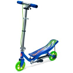 Wipproller Junior Space Scooter® X360 Blue