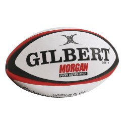 "Gilbert® ""Morgan Pass Developer"" Rugby Training Ball"