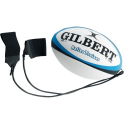 "Gilbert® ""Reflex Catch Trainer"" Rugby Training Ball"