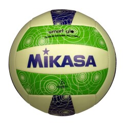 "Mikasa ""VSG Glow-in-the-Dark"" Beach Volleyball"
