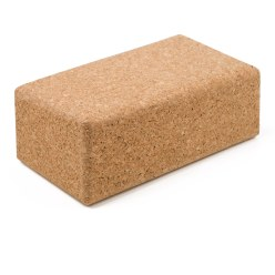 Sport-Thieme Cork Yoga Block