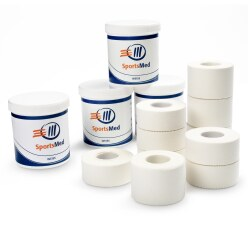 Set of Sports Tape in Tubs