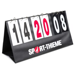 Sport-Thieme® Scoreboard for 3 Teams