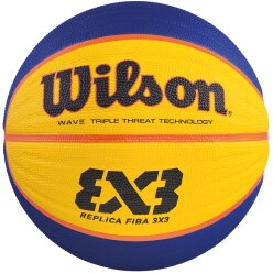 "Wilson ""Replica FIBA 3x3"" Basketball"