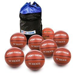 "Sport-Thieme® ""School Pro"" Basketball Set"
