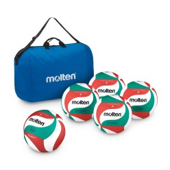 "Molten ""National League"" Volleyball Set"