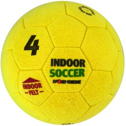 "Sport-Thieme® ""Soccer"" Indoor Football Size 4, 360 g"