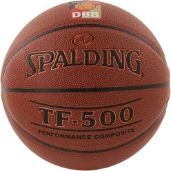 "Spalding® ""TF 500 DBB"" Basketball"