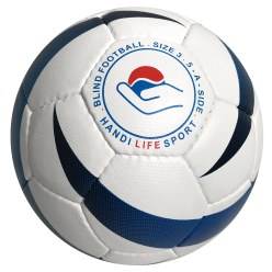 "Handi Life Sport ""Blue Flame"" Blind Football"