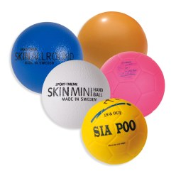 """Soft Play"" Handball Set"