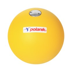 Polanik® Competition Shot Put 100 mm, IAAF, 3 kg