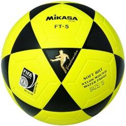 "Mikasa® ""FT-5 BKY"" Footvolley Ball"