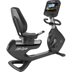 Life Fitness® Recumbent Bike Platinum Club Series
