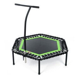 Bellicon® Jumping Fitness Trampoline Neon green