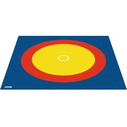 "Bänfer ""Exclusive"" Wrestling Mat Cover"