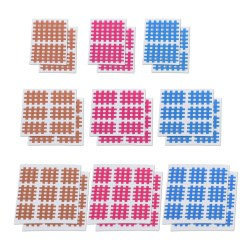"""KS-Medical """"Cross-Patches Mix"""" Set of Patches"""