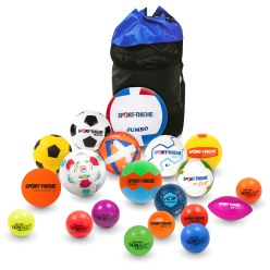 "Sport-Thieme® ""Kindergarten"" Ball Set"